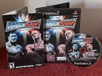 wwe smackdown vs raw 2006 pc