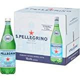 San Pellegrino Sparkling Mineral Water 1L (Pack of 12)