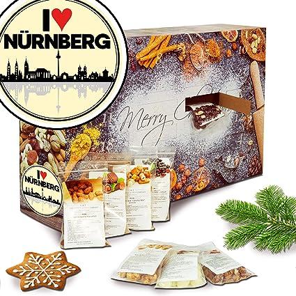 Weihnachtskalender Für Freund.I Love Nürnberg Adventskalender Knabbereien Weihnachtskalender