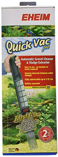 EHEIM Quick Vac Pro Automatic Gravel Cleaner and Sludge Extractor