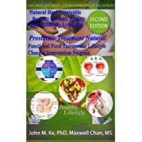 Prostatitis Treatment Natural Functional Food Therapeutic...: Heal Prostatitis,...