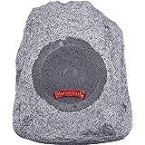 "Margaritaville ""On The Rock"" Outdoor Bluetooth Wireless Speaker | Durable Bluetooth Speakers, Fantastic Yard or Patio Decor,"