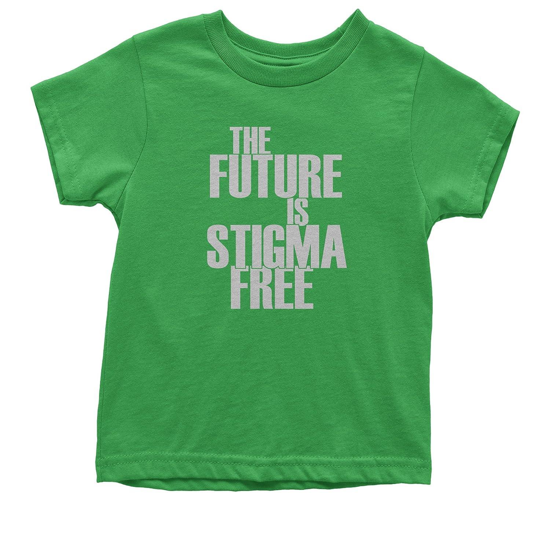 FerociTees The Future is Stigma Free Youth T-Shirt