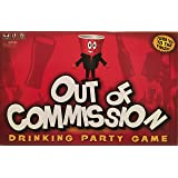 Out of Commission Drinking Game; an old fashioned board game with an intoxicating twist! Get the party started and pre-game with OOC Adult Party Game.