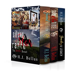 Silver Star Ranch - The Slatter Brothers: The Series Boxset