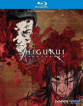 shigurui dvd full