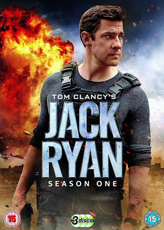 Jack Ryan Season 1 [DVD] [2019]: Amazon.co.uk: John
