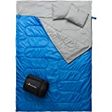 Amazon Price History for:MalloMe Camping Sleeping Bag - 3 Season Warm & Cool Weather - Summer, Spring, Fall, Lightweight, Waterproof For Adults & Kids - Camping Gear Equipment, Traveling, and Outdoors