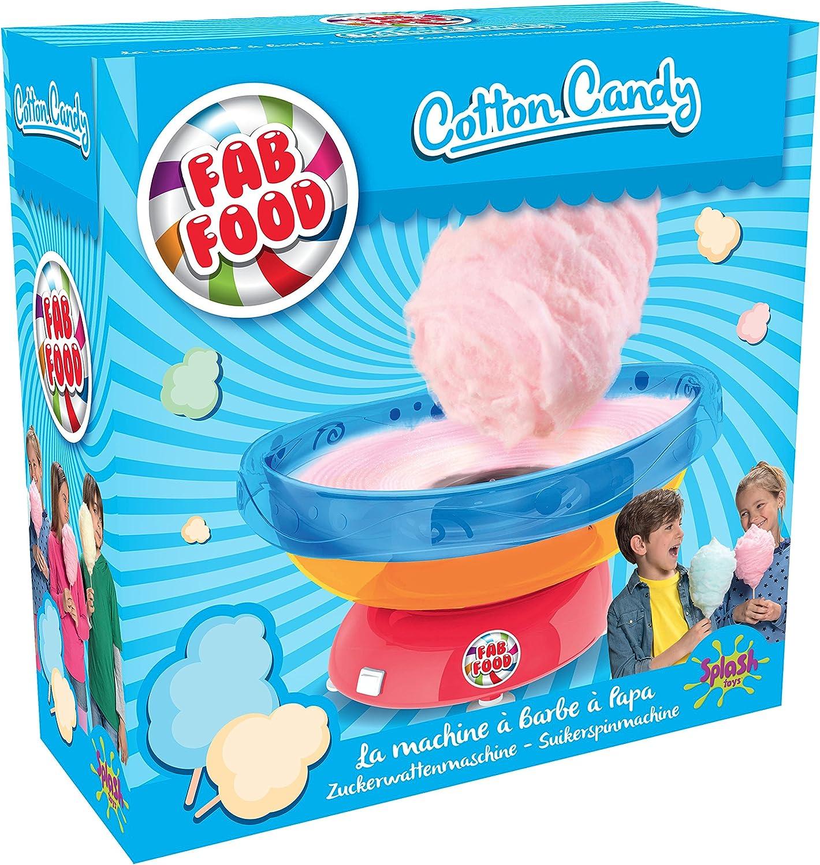 Splash Toys 30404 – Máquina de algodón de azúcar para niños: Amazon.es: Juguetes y juegos