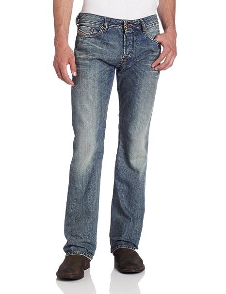 Amazon.com: Diesel de los hombres New Fanker Slim Bootcut ...