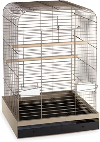 Prevue Hendryx 124PUT Pet Products Madison Bird Cage, Putty,5 8
