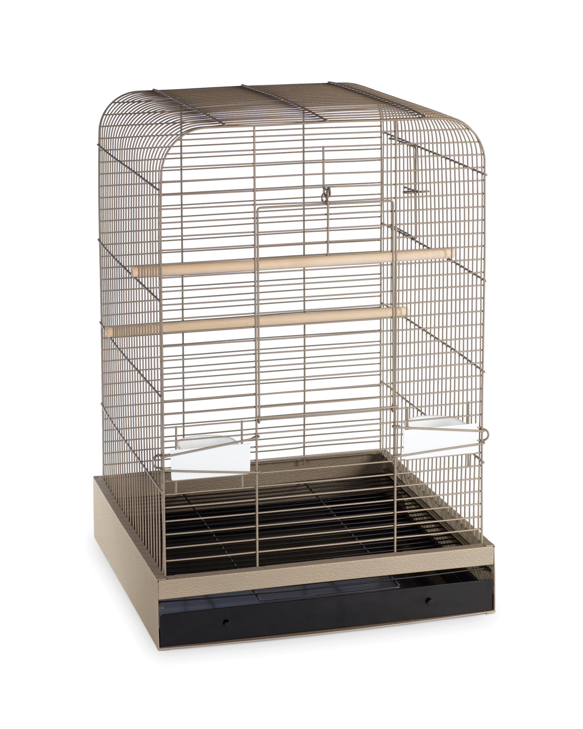 """Prevue Hendryx 124PUT Pet Products Madison Bird Cage, Putty,5/8"""""""