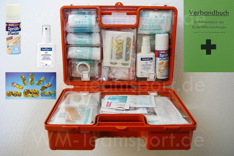 Erste-Hilfe-Koffer M1 PLUS Test 2015