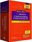 Mini Vade Mecum Constitucional e Administrativo. Legislação Selecionada Para OAB, Concursos e Prática Profissional