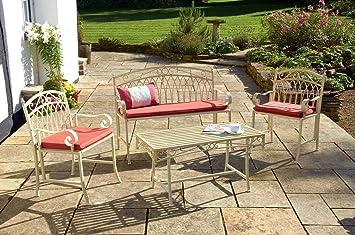 Mobilier de jardin Coussin pour banc de jardin pliable avec 2 ...