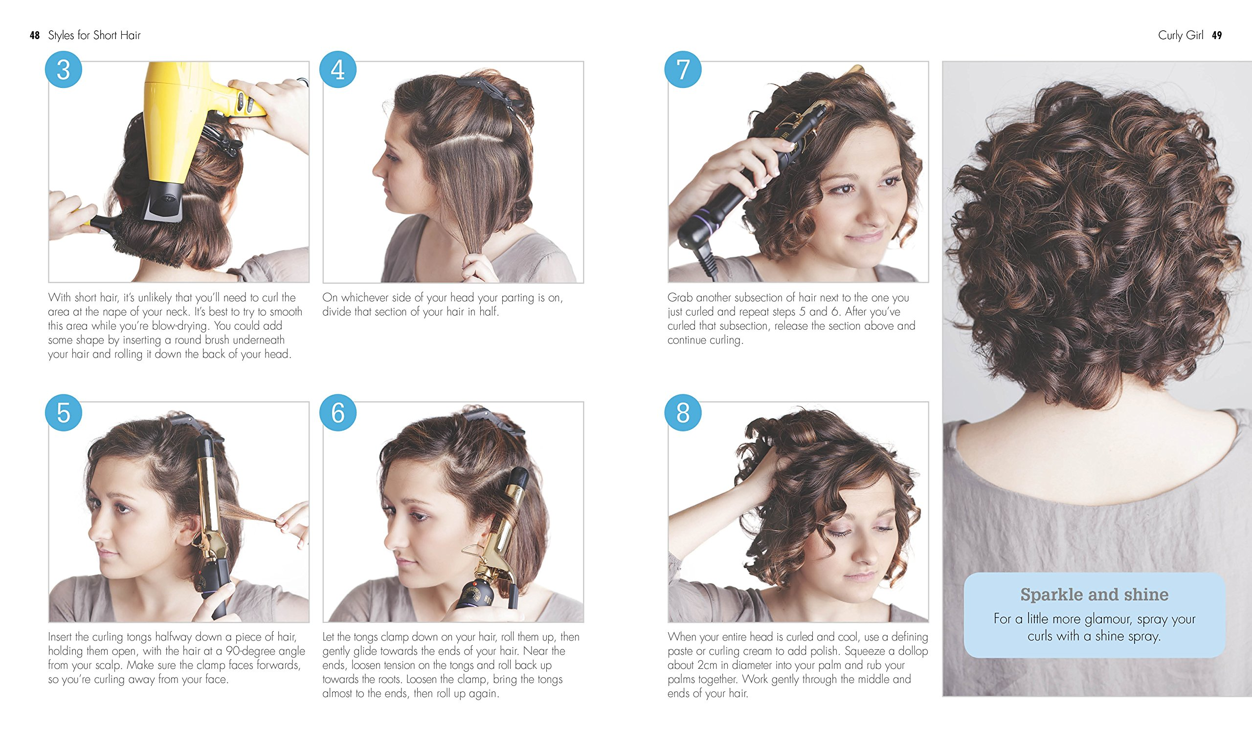 Style Your Hair (Try It!): Amazon.co.uk: DK: 9780241237267: Books
