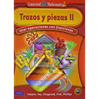 Connected Mathematics Spanish Grade 6 Student Edition Bits & Pieces II