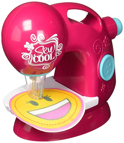 156 opinioni per Cool Maker 6020398- Macchina da Cucire Sew Cool