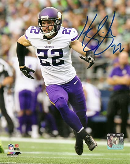 c8bb6e3da9f Harrison Smith Minnesota Vikings Autographed   Signed 8 x 10 Photo COA Pose    1