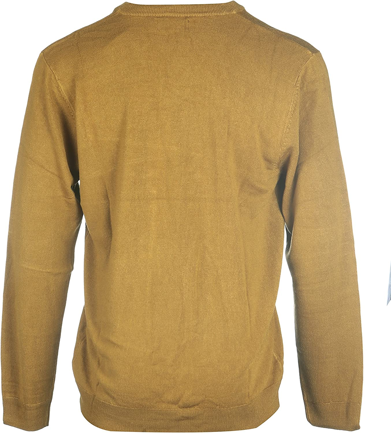Blu Cherry Mens V Neck Pull Over Jumper Sweater Long Sleeve All Year Round Cashmere Like