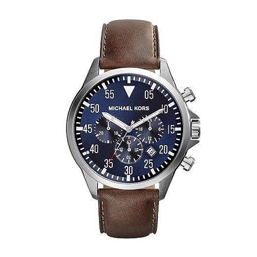 0ff489ec9 Image Unavailable. Image not available for. Colour: Michael Kors Men's Watch  MK8362