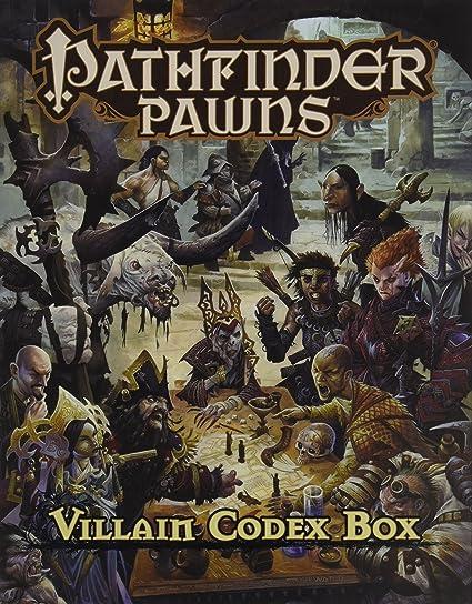 Pathfinder Pawns: Villain Codex Box, Board Games - Amazon Canada