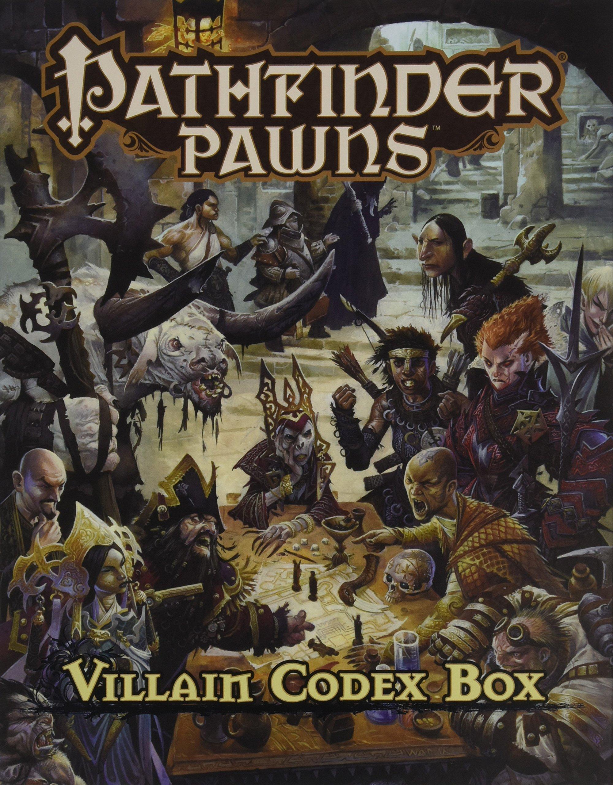 Pathfinder Pawns Bestiary Box Pdf