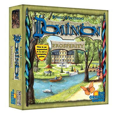 Rio Grande Games Dominion Prosperity: Toys & Games