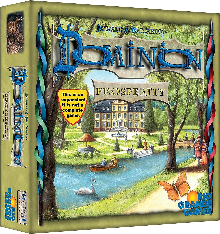 Dominion: Prosperity: Vaccarino, Donald X.: Amazon.es: Juguetes y ...