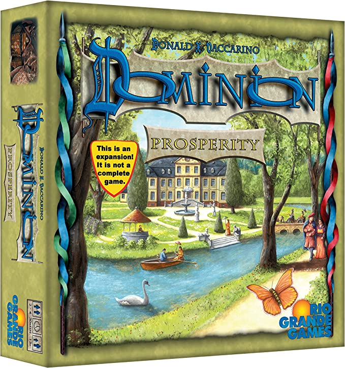 Rio Grande Games Dominion Expansion Seaside: Amazon.es