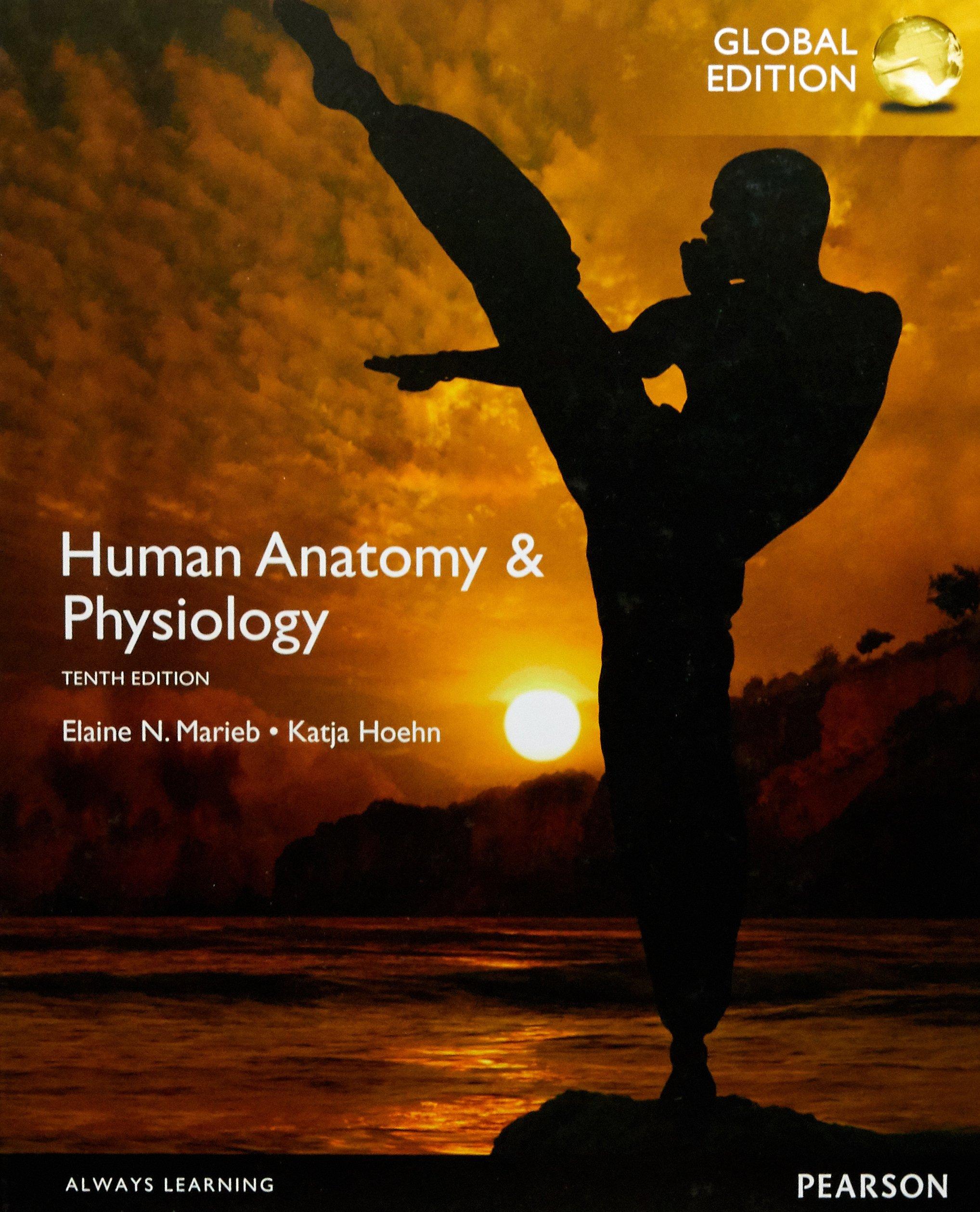 Human Anatomy & Physiology, Global Edition: Amazon.co.uk: Erin C ...