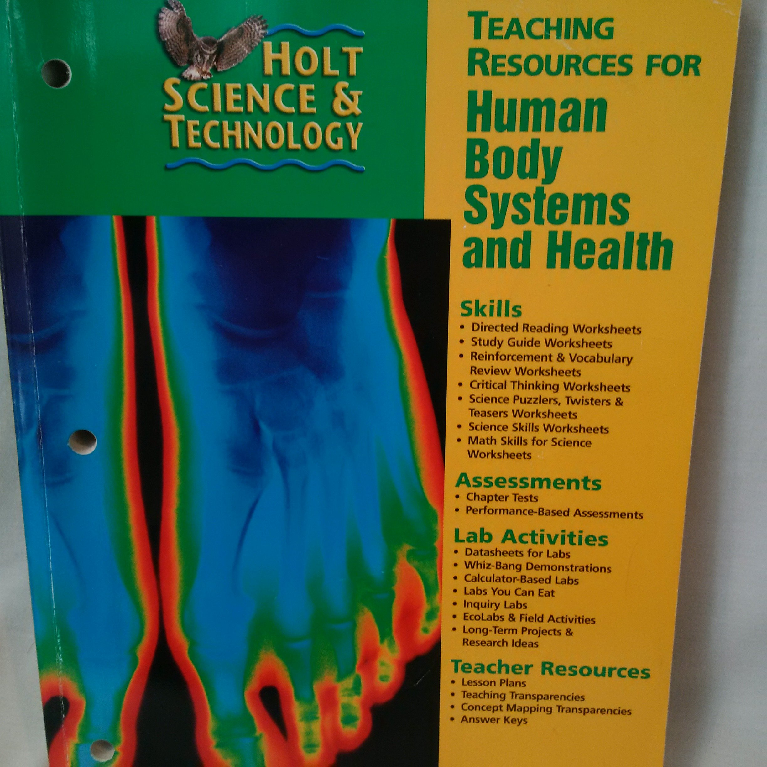 Body Systems Concept Map Answer Key.Holt Science And Technology Teaching Resources For Human Body