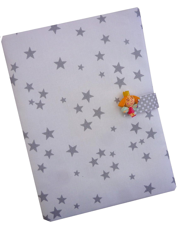 Cadeau de Naissance - Protège-Carnet de Santé - FEE Sackcloth Sally