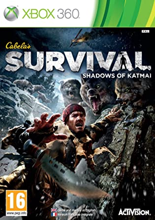 Cabelas Survival: Shadows of Katmai (Xbox 360) [Importación inglesa]: Amazon.es: Videojuegos