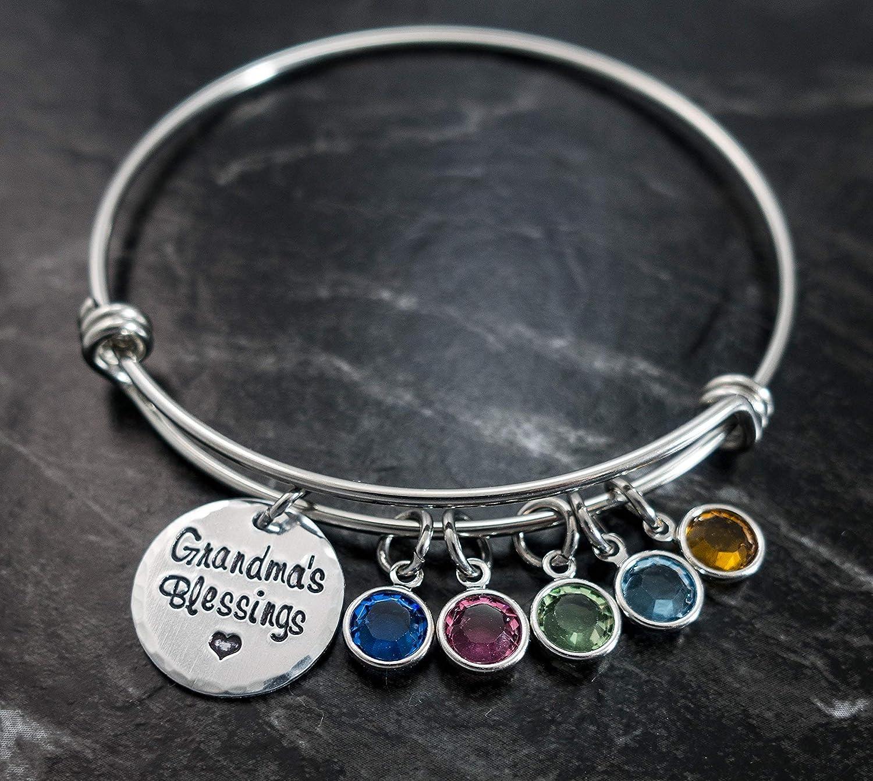 Mom bracelet Best Mimi Ever bracelet with kids names and birthstones Personalized bracelet