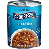 Progresso Soups Traditional Soup, Beef Barley, 19 Ounce