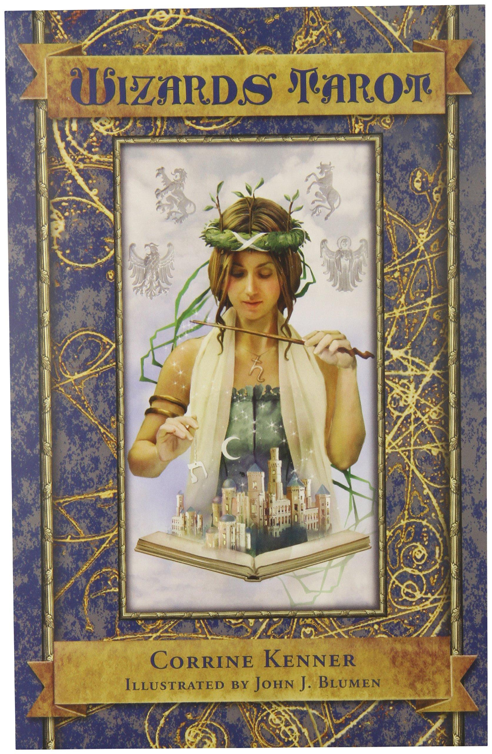 Wizards Tarot: Amazon.es: Corrine Kenner: Libros en idiomas ...