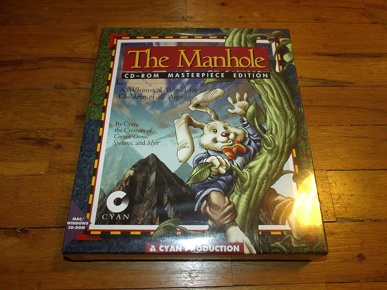 The Manhole (CD-ROM Masterpiece Edition)