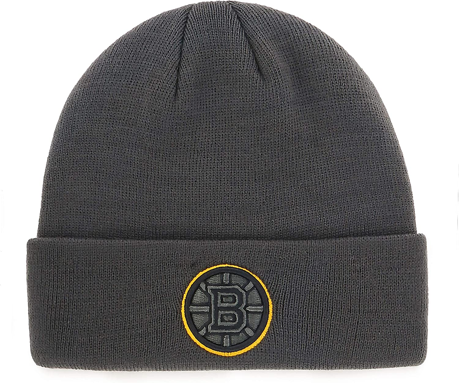 OTS NHL Men's Raised Cuff Knit Cap