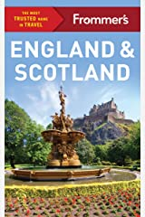Frommer's England and Scotland (Color Complete Guide) Paperback