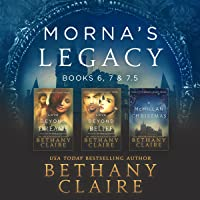 Morna's Legacy: Books 6, 7, & 7.5: Scottish Time Travel Romances (Morna's Legacy Collections, Volume 3)