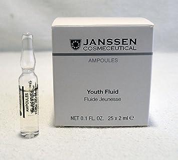 Janssen Cosmetics Ampollas juventud líquido botellas de 25 x ...