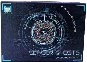 Wren Games Sensor Ghosts, un Juego de Cartas de Rompecabezas de ...