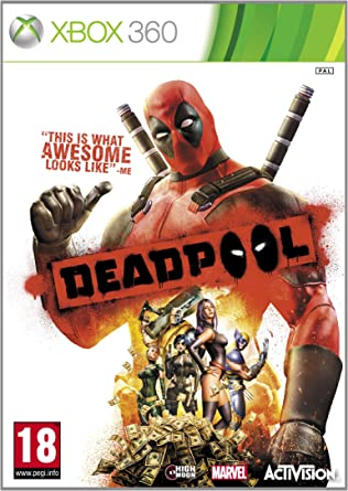 Download Deadpool Game Xbox 360 Images