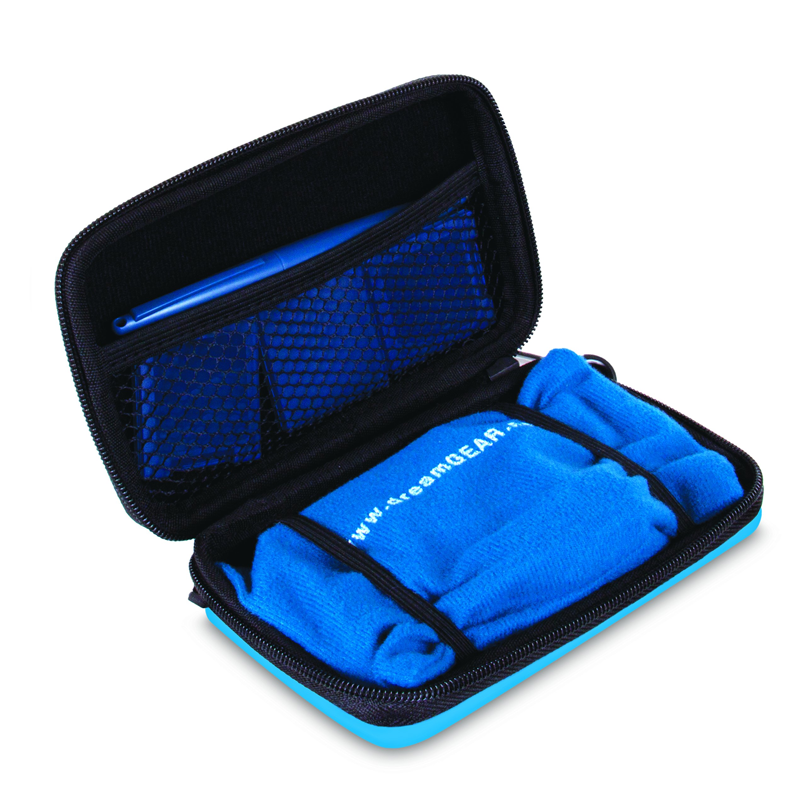 dreamGEAR Nintendo 3DS 20-in-1 Essentials Kit (blue) by dreamGEAR (Image #4)