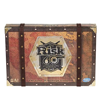 RISK 60th Anniversary Edition: Toys & Games