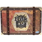 Risk 60th Anniversary Edition - The Game of Strategic Conquest - 2 to 6 Players - Family Board Games - Ages 10+