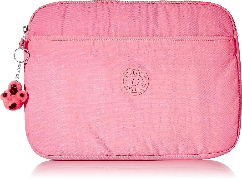 "Kipling 13"" Laptop Sleeve, Organizational Front Pocket, Zip Closure Messenger Bag"