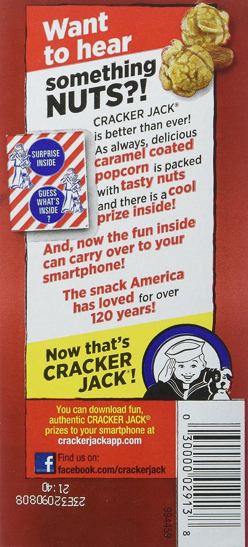 Cracker jack app prizes for adults