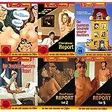 Sexy Classic EROTIK KULTFILME COLLECTION Sexträume Report * Ehemänner Report * Die munteren Sexspiele unserer Nachbarn * Der Krankenschwesternreport * Hausfrauenreport 2 & 5 * 6 DVD Edition